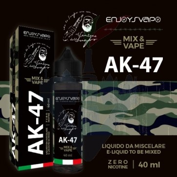 AK47 40ml Mix Series - Il Santone dello svapo