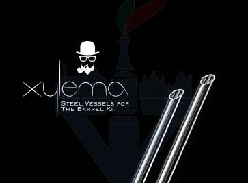 Xylema per The Barrel Kit - The Vaping Gentlemen Club