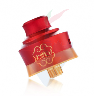 dotRDA Single Coil 22mm Rosso - Dot Mod