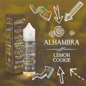 Alhambra 50ml Mix Series - Seven Wonders