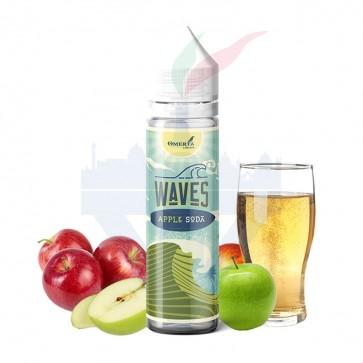 Aroma Concentrato Waves Apple Soda 20ml Grande Formato - Omerta Liquids