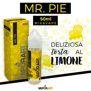 Mr Pie 50ml Mix Series - Vaporart