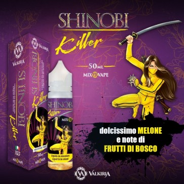 Shinobi Killer 50ml Mix Series - Valkiria