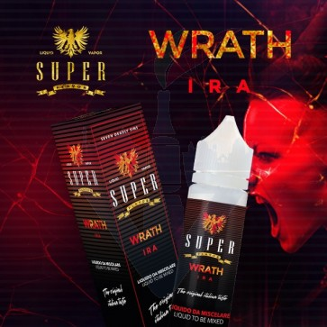 Wrath 40ml Mix Series - Super Flavor