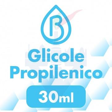 Glicole Propilenico Puro 30ml - Basita