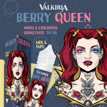 Berry Queen 50ml Mix Series - Valkiria