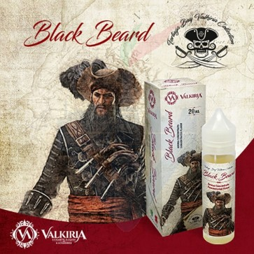Black Beard 40ml Mix Series - Valkiria