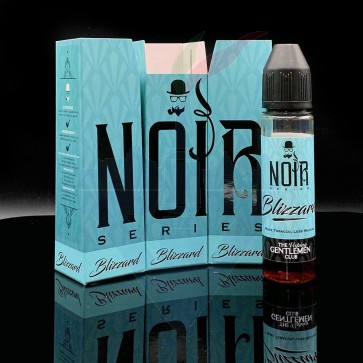 Aroma Concentrato Blizzard Noir 20ml Grande Formato - The Vaping Gentlemen Club