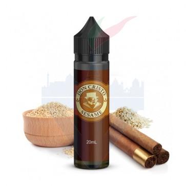 Aroma Concentrato Don Cristo Sesame 20ml Grande Formato - PGVG Labs