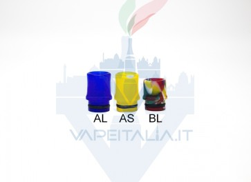 Drip Tip 510 Colorati - Less is More