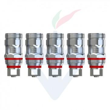 Testine Coil di Ricambio per Melo Series EC-M 0,15 ohm Confezione da 5 Pezzi - Eleaf