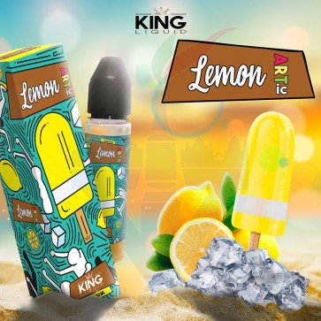 Aroma Concentrato Lemon Artic 20ml Grande Formato - King Liquid