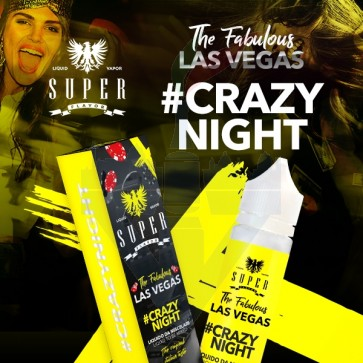Crazy Night 50ml Mix Series - Super Flavor