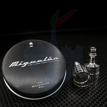 Miguelon per Millennium RTA - The Vaping Gentlemen Club