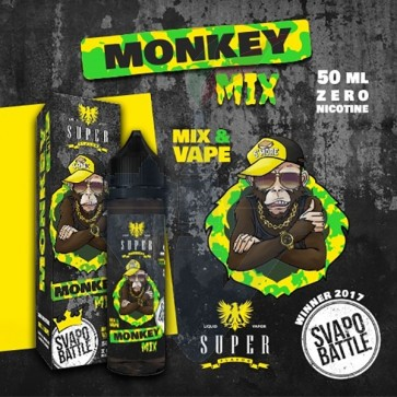 Monkey 50ml Mix Series - Super Flavor