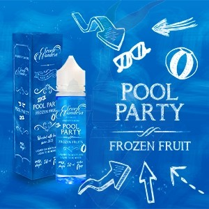 Pool Party 50ml Mix Series - Seven Wonders