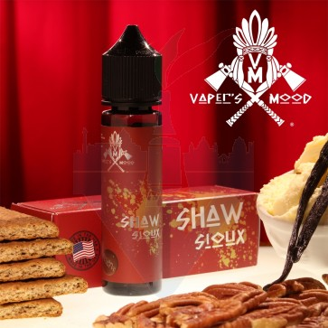 Shaw Sioux 50ml Mix Series - Vaper's Mood