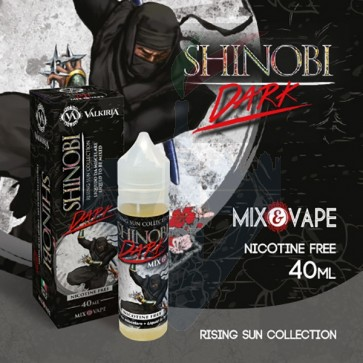 Shinobi Dark 40ml Mix Series - Valkiria