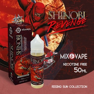 Shinobi Revenge 50ml Mix Series - Valkiria