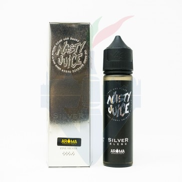 Aroma Concentrato Silver Blend 20ml Grande Formato - Nasty Juice