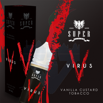 Virus 50ml Mix Series - Super Flavor