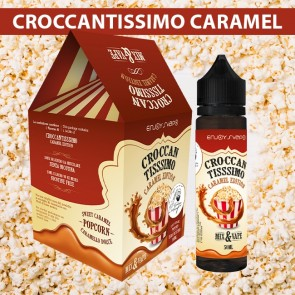 Croccantissimo Caramel Edition 50ml Mix Series by Il Santone dello Svapo - Enjoy Svapo