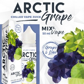 Arctic Grape 50ml Mix Series - Enjoy Svapo