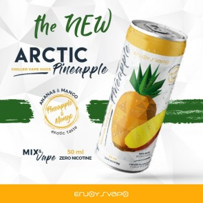 Arctic Pineapple 50ml Mix Series - Enjoy Svapo