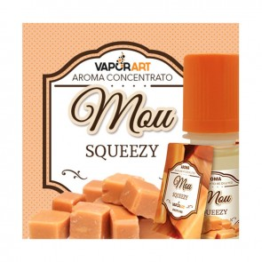 Squeezy Mou Aroma concentrato 10ml - VaporArt