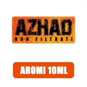 Aromi Concentrati NON FILTRATI 10ml - Azhad