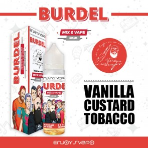 Burdel 50ml Mix Series by Il Santone dello Svapo - Enjoy Svapo