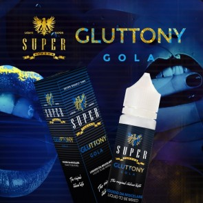 Gluttony 50ml Mix Series - Super Flavor