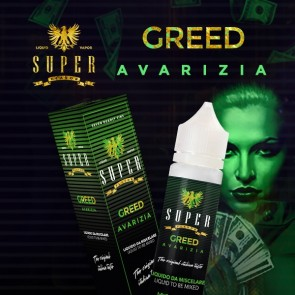 Greed 50ml Mix Series - Super Flavor