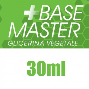 Glicerina Vegetale Pura 30ml - Base Master