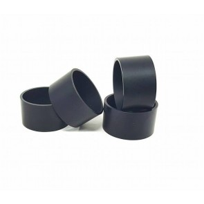 Kit 4 Anelli Sleeve Able - Nero - Avid Lyfe