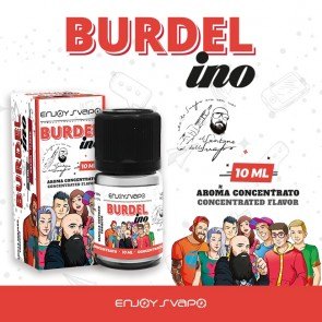 Aromi Concentrati Burdel-ino (Burdelino) 10ml - Enjoy Svapo