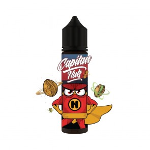 Aroma Concentrato Capitan Nuts 20ml Grande Formate - Shake 'N' Vape