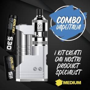 Kit Mixx + Limit + S30 + S11 - Vapeitalia