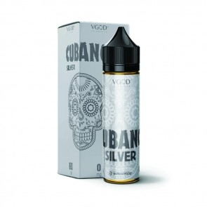 Cubano Silver 50ml Mix Series - Vgod