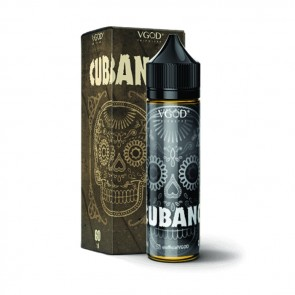 Cubano 50ml Mix Series - Vgod
