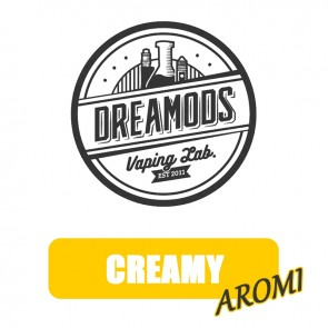 Aromi Concentrati Cremosi 10ml - Dreamods