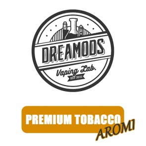 Aromi Concentrati Premium Tobacco 10ml - Dreamods