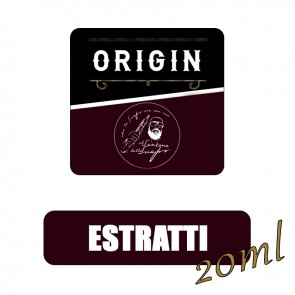 Origin Estratti 20ml by Il Santone dello Svapo - Enjoy Svapo