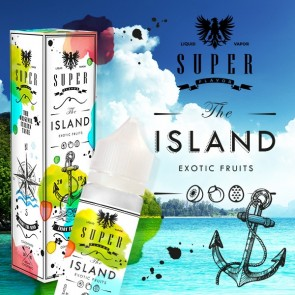 The Island 50ml Mix Series - Super Flavor