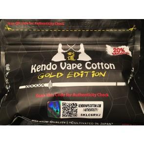 Gold Edition - Kendo Vape Cotton