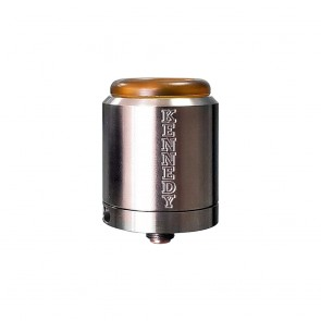 Kennedy 28mm RDA SS - Kennedy Vapor