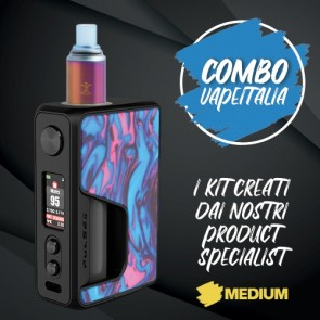 Kit Pulse V2 + ETNA RDA - Vapeitalia