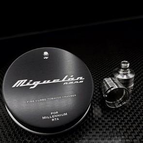 Miguelon Nano per Millennium RTA - The Vaping Gentlemen Club