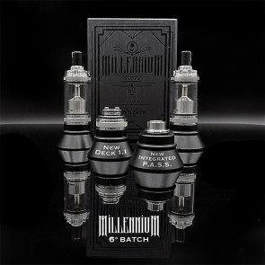 Millennium RTA - The Vaping Gentlemen Club