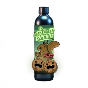 Aroma Concentrato Mr. Brown 75ml Mega Formato - Shake 'N' Vape